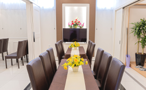 広仏の家族葬なら無料会員ご入会最大7万円割引税込418,000円