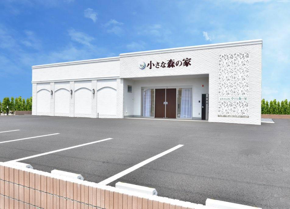 野田川間ホール外観イメージ