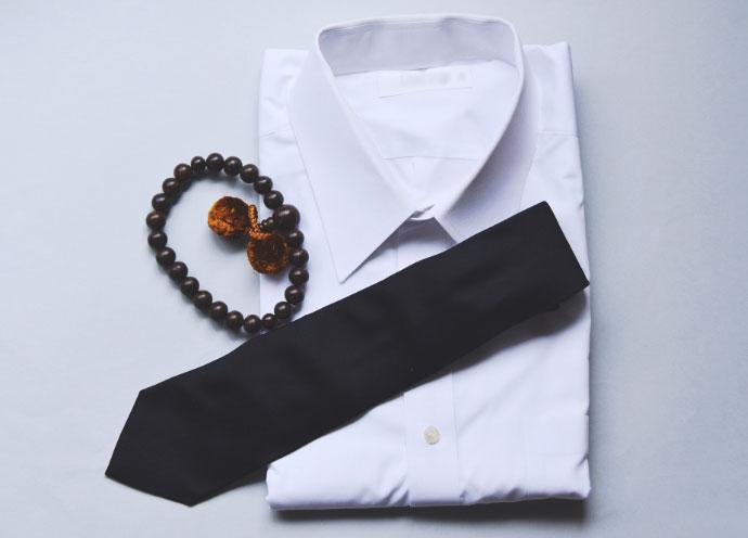 家族葬での服装