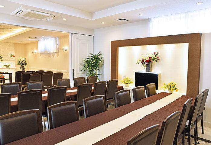 仙和 仙台福室ホールの特徴