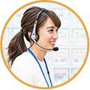 電話サポートイメージ